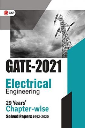 GATE 2021 Electrical Engineering Chapterwise (29 Years Solved Papers)