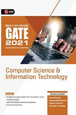 GATE 2021 Computer Science & Information Technology - Guide