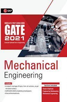 GATE 2021 Mechanical Engineering - Guide