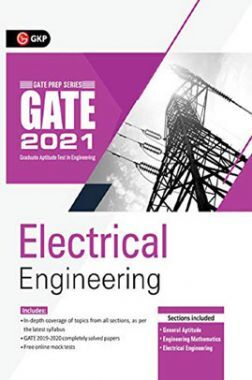 GATE 2021 Electrical Engineering - Guide