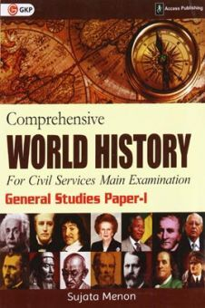 Comprehensive World History For Civil Services Main Examination