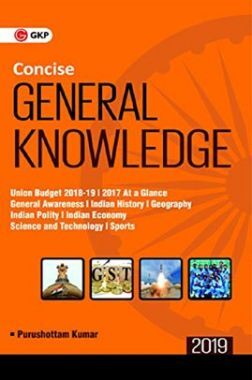 Concise General  Knowledge 2019