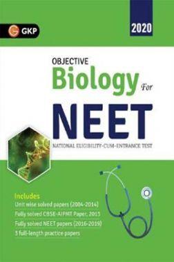 NEET 2020 - Objective  Biology
