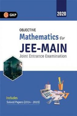 JEE Main 2020 - Objective Mathematics