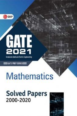 GATE 2021 - Mathematics - Solved Papers 2000-2020