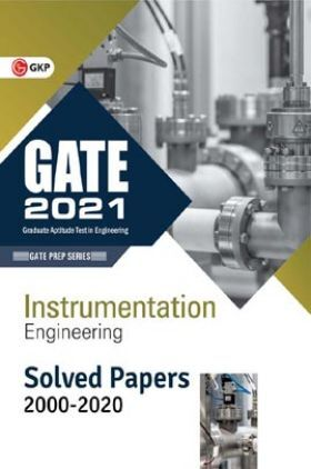 GATE 2021 - Instrumentation Engineering - Solved Papers 2000-2020