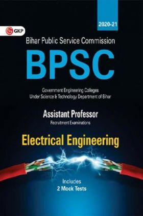 BPSC 2020 : Assistant Professor - Electrical Engineering