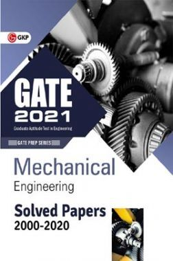 GATE 2021 - Solved Papers - Mechanical Engineering (2000-2020)