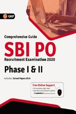 SBI  2021 : Probationary Officers' Phase I & II - Guide