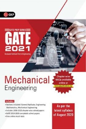 GATE 2021 - Guide - Mechanical Engineering (New Syllabus Added)