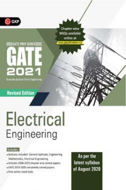 GATE 2021 - Guide - Electrical Engineering  (New syllabus added)