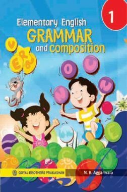 Elementary English Grammar and Composition Class-1