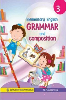 Elementary English Grammar and Composition Class-3