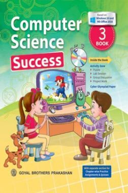 Computer Science Success Book-3
