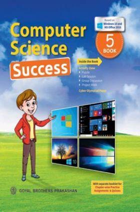 Computer Science Success Book-5