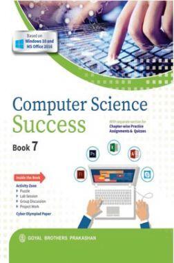 Computer Science Success Book-7