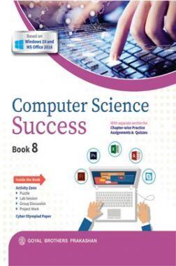 Computer Science Success Book-8