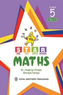 Star Maths Class 5 Part A, B, C & D