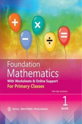 Foundation Mathematics Class-1.