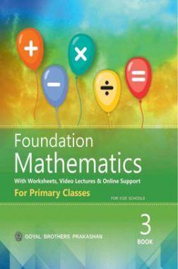 Foundation Mathematics Class-3