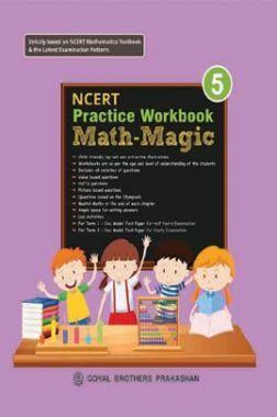 NCERT Practice Workbook Math-Magic Class-5