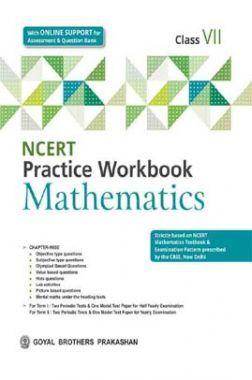 NCERT Practice Workbook Mathematics Class -7