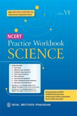 NCERT Practice Workbook Science Class -6