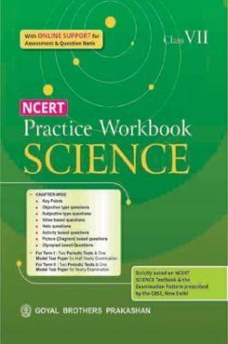 NCERT Practice Workbook Science Class -7