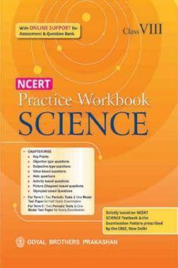 NCERT Practice Workbook Science Class -8