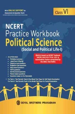 NCERT Practice Workbook Political Science Class - 6
