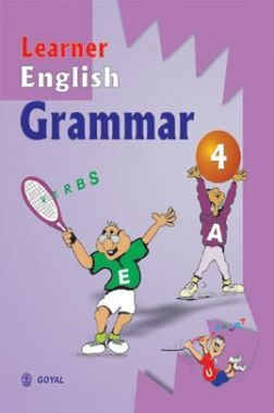 Learners Englisg Grammar For Class-4