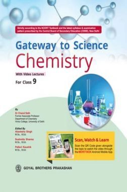 Gateway To Science Chemistry Class -9