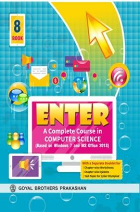 Enter - A Complete Course In Computer Science Book -8
