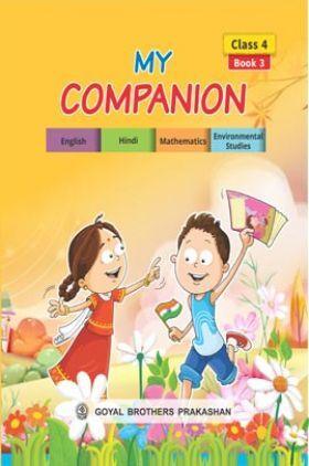 My Companion Class-4 Book -3