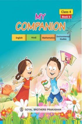 My Companion Class-4 Book -6