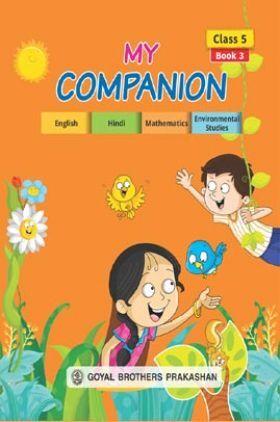 My Companion For Class-5 Book-3