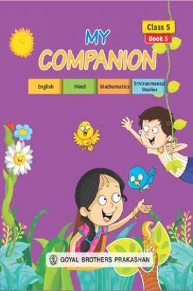 My Companion For Class-5 Book-5