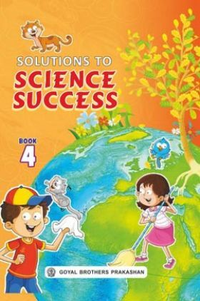 Solution To Science Success Book -4