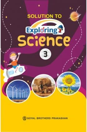 Solutions To Exploring Science Book - 3