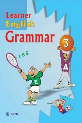Learner English Grammar For Class 3
