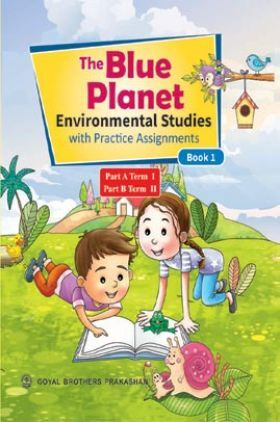 The Blue Planet (Environmental Studies) With Practice Assignment For Class 1