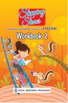 Stepping Stones English Workbook For Class 2