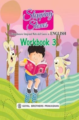 Stepping Stones English Workbook For Class 3