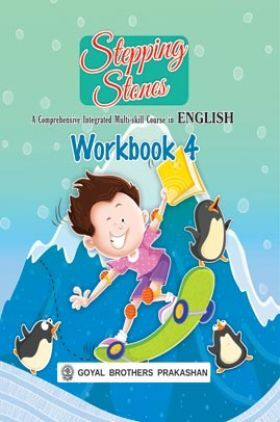 Stepping Stones English Workbook For Class 4