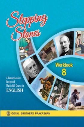 Stepping Stones English Workbook For Class 8