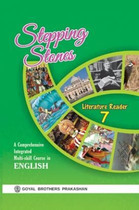 Stepping Stones Literature Reader For Class 7