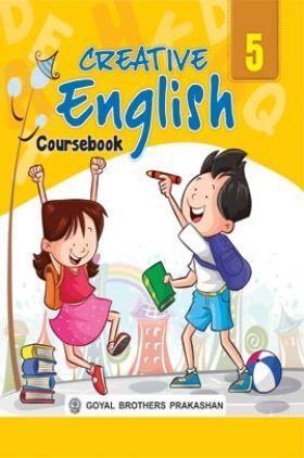 Creative English Course Book 5