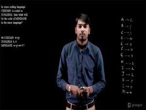 Reasoning - Coding Decoding (सांकेतिक भाषा परिक्षण) - 09