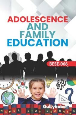 Adolescence And Family Education