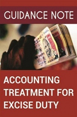 Guidance Note on Accounting Treatment for Excise Duty